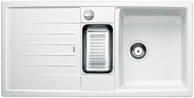 Blanco Lexa 6 S mit Ablauffernbedienung weiß (514670)