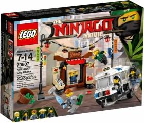 LEGO The Ninjago Movie - Verfolgungsjagd in Ninjago City (70607)