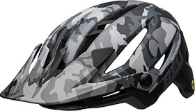 Bell Sixer MIPS Helm fasthouse matte/gloss black camo