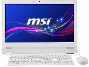 MSI Wind top AP2011-022EU white, Pentium G620, 2GB RAM, 500GB HDD, UK (MSI-AP2011-022EU)