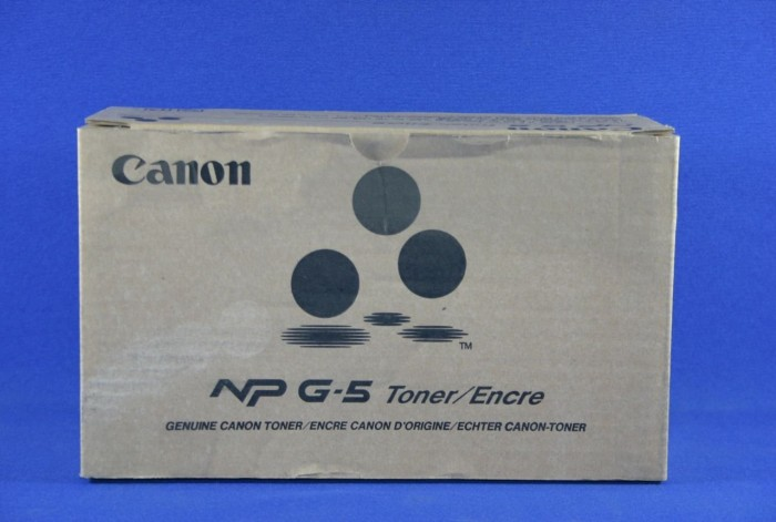 Canon NPG5 Toner schwarz (1376A002) -- via Amazon Partnerprogramm