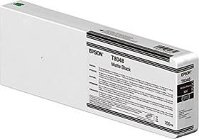 Epson Tinte T8048 Ultrachrome HD schwarz matt (C13T804800)