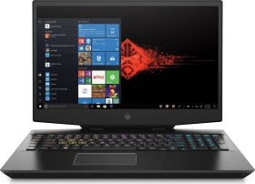 HP Omen 17-cb0222ng Shadow Black (7KF37EA#ABD)