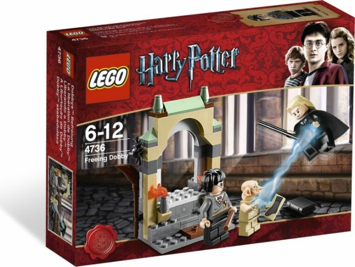 LEGO Harry Potter - Dobbys Befreiung (4736) -- via Amazon Partnerprogramm