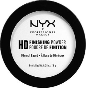 NYX High Definition Finishing Powder translucent, 8g