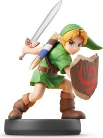 Nintendo amiibo Figur Super Smash Bros. Collection Junger Link (Switch/WiiU/3DS)
