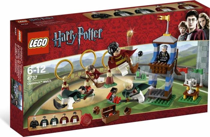 LEGO Harry Potter - Quidditch Match (4737) -- via Amazon Partnerprogramm