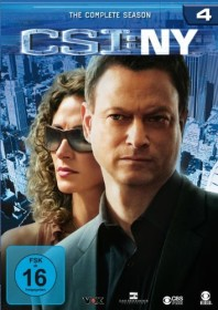 CSI New York Season 4 (DVD)