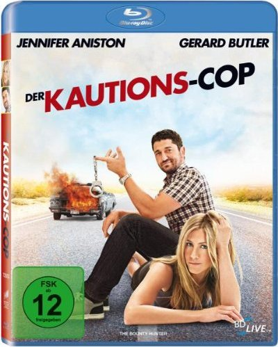 the Kautions-Cop (Blu-ray) -- via Amazon Partnerprogramm