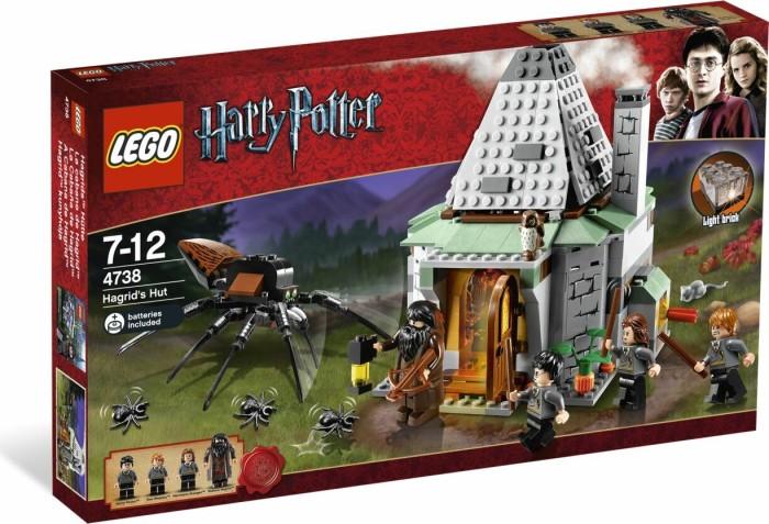 LEGO Harry Potter - Hagrids Hütte (4738) -- via Amazon Partnerprogramm