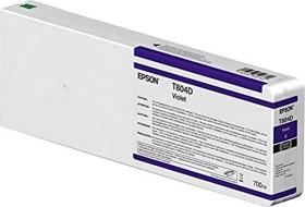 Epson Tinte T804D Ultrachrome HD violett (C13T804D00)