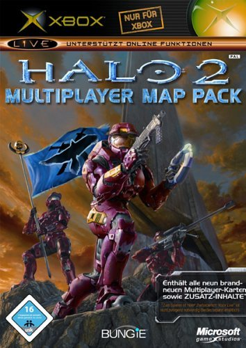 Halo 2 - Expansion Pack (Add-on) (deutsch) (Xbox) -- via Amazon Partnerprogramm