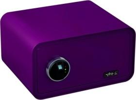 Basi mySafe 430 Tresor, violett, Fingerprintreader (2018-0003-BE)