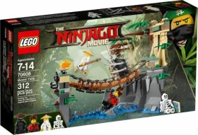 LEGO The Ninjago Movie - Meister Wu's Wasser-Fall (70608)