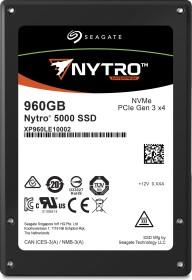 Seagate Nytro 5000 - Read-Intensive 0.3DWPD 960GB, U.2 (XP960LE10002)