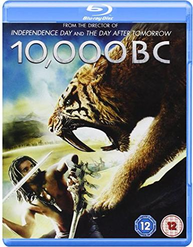 10.000 BC (Blu-ray) (UK) -- via Amazon Partnerprogramm