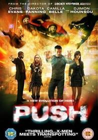 Push (Blu-ray) (UK)