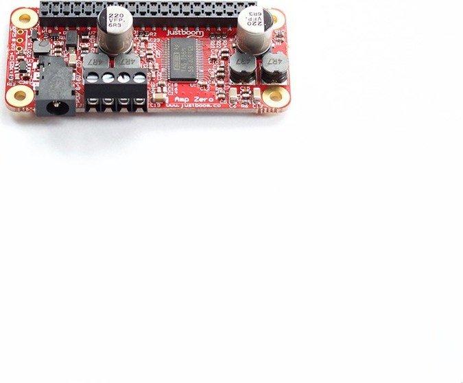 JustBoom Amp Zero pHAT for the Raspberry Pi Zero (JBM-006)