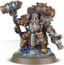 Games Workshop Warhammer Age of Sigmar - Kharadron Overlords - Arkanaut Admiral (99070205012)
