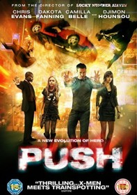 Push (DVD) (UK)
