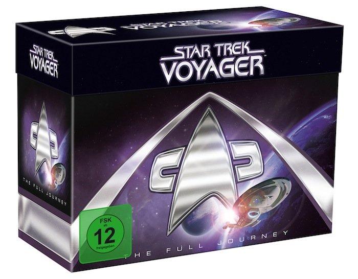 Star Trek: Voyager Box (Season 1-7)