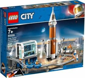 LEGO City Space - Weltraumrakete mit Kontrollzentrum (60228)