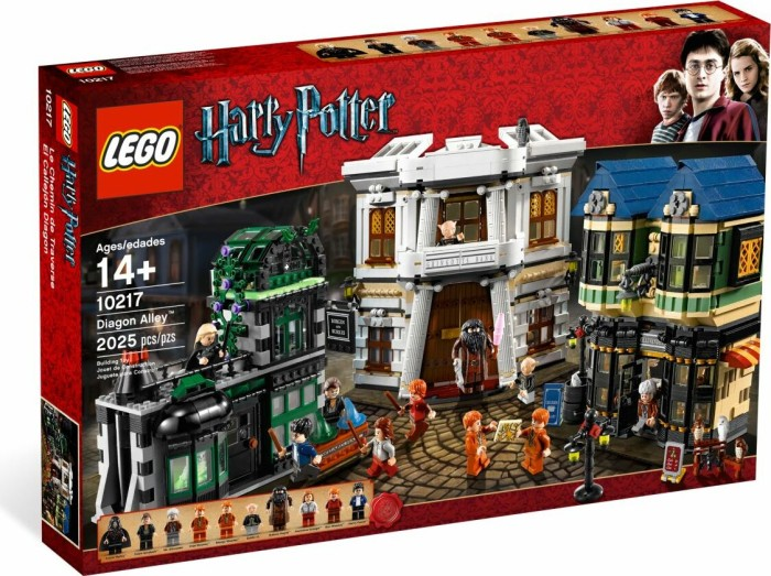 LEGO - Harry Potter Exclusives - Diagon Alley (10217) -- via Amazon Partnerprogramm