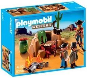 playmobil Western - Banditenversteck (5250)