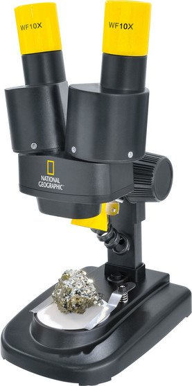 Bresser National Geographic Binokulares microscope 20x (9119000)