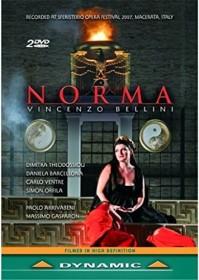 Vincenzo Bellini - Norma (DVD)