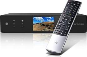 VU+ Duo 4K SE BT, 1x DVB-S2X FBC Twin, 1x DVB-T2 Dual, festplattenvorbereitet