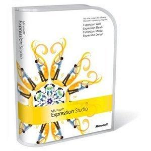 Microsoft: Expression Studio (deutsch) (PC) (PJS-00011)