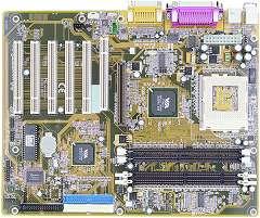 Shuttle AV32, Apollo Pro266 [2xSDR, 2xDDR]