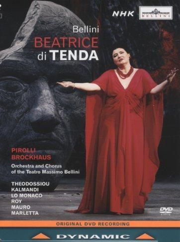 Vincenzo Bellini - Beatrice di Tenda -- via Amazon Partnerprogramm
