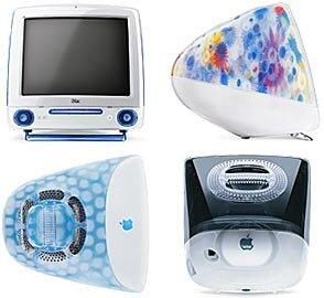 "Apple iMac G3, 15"", 600MHz, Blue Dalmatian Special Edition (M7675*/A)"