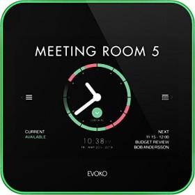 Evoko Liso Room manager, room booking system/digital door sign (ERM2001)