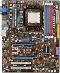 MSI 790GX-G65, 790GX (7576-010R)