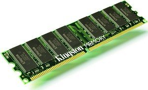 Kingston ValueRAM DIMM   1GB, DDR-400, CL3-3-3 (KVR400X64C3A/1G)