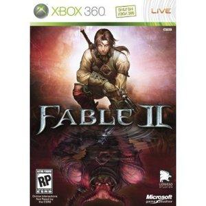 Fable II (deutsch) (Xbox 360) (9CS-00010)
