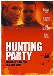 Hunting Party - Wenn der Jäger zum Gejagten wird -- via Amazon Partnerprogramm