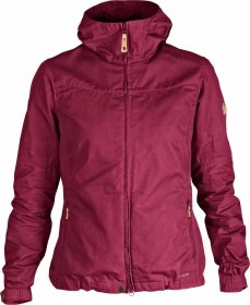 Fjällräven Stina Jacket plum (ladies) (F89234-420)