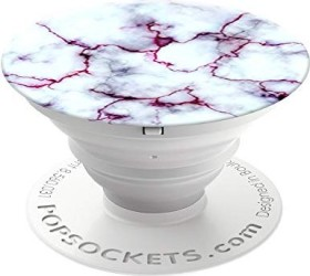PopSockets PopGrip Blood Marble (96540)