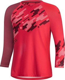 Gore Wear C5 Trail Trikot 3/4 hibiscus pink/chestnut red (Damen) (100607-AKAJ)