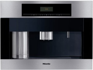 Miele CVA5065 built-in bean to cup coffee machine