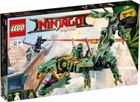 LEGO The Ninjago Movie - Mech-Drache des Grünen Ninja (70612)