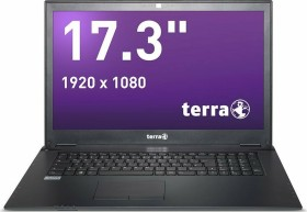 Wortmann Terra Mobile 1715V, Core i7-8550U, 16GB RAM, 500GB SSD, GeForce MX150 (1220595)