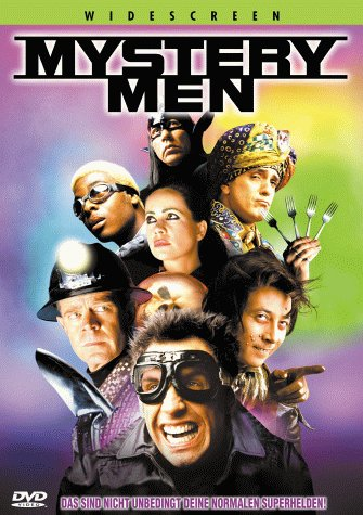 Mystery Men -- via Amazon Partnerprogramm