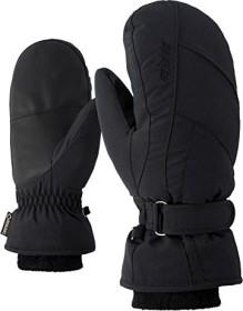 Ziener Karmani GTX + Gore Plus Warm Mitten Skihandschuh schwarz (Damen)