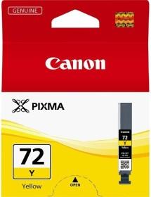 Canon Tinte PGI-72Y gelb (6406B001)