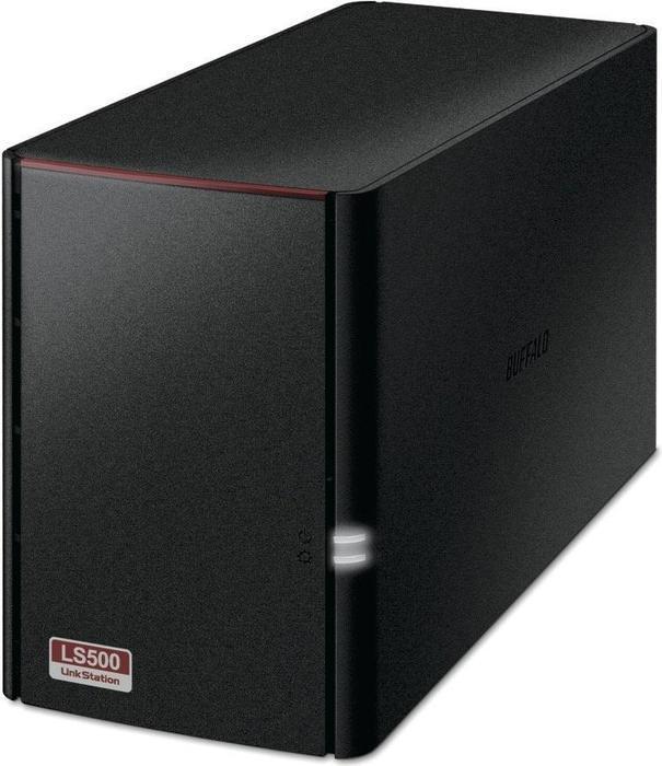 Buffalo LinkStation 520, 1x Gb LAN (LS520DE)